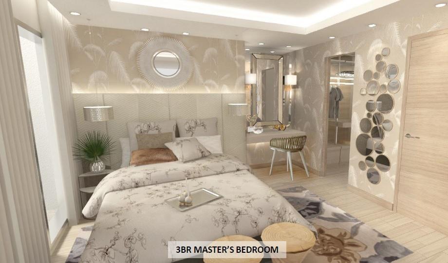 Mi Casa - 3 BR Master's Bedroom