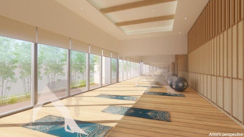 Grand Midori Ortigas - Yoga Room