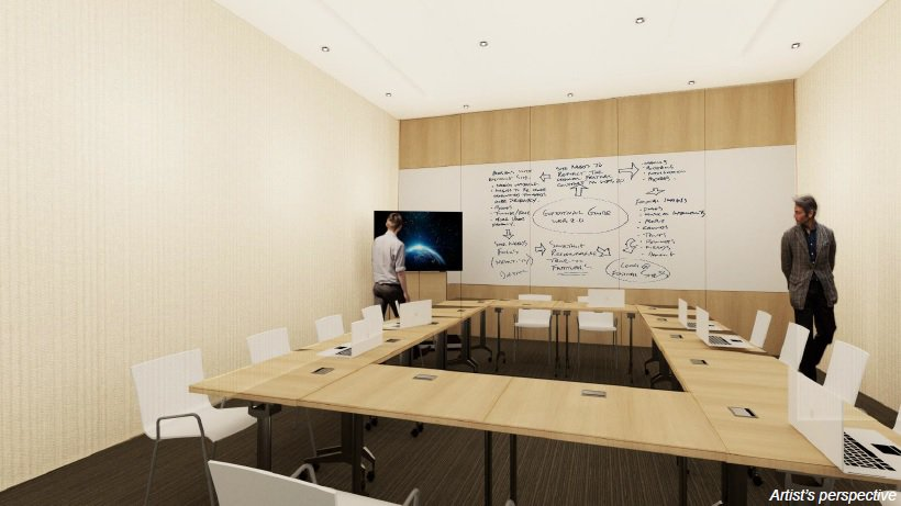 Grand Midori Ortigas - Conference Room