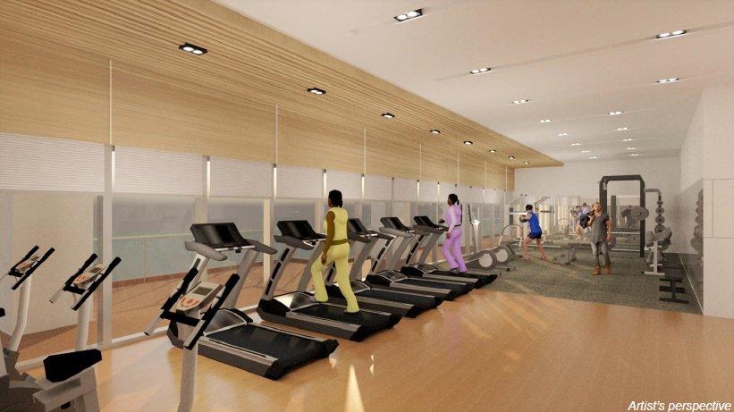 Grand Midori Ortigas - Fitness Gym
