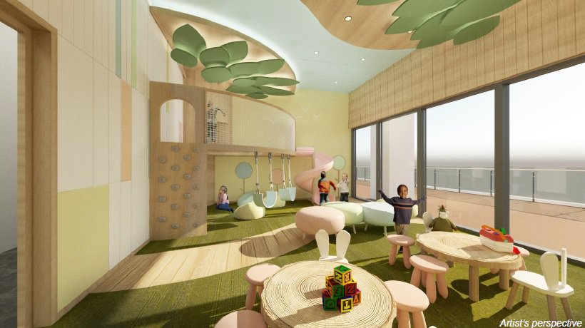 Grand Midori Ortigas - Kids Play Area