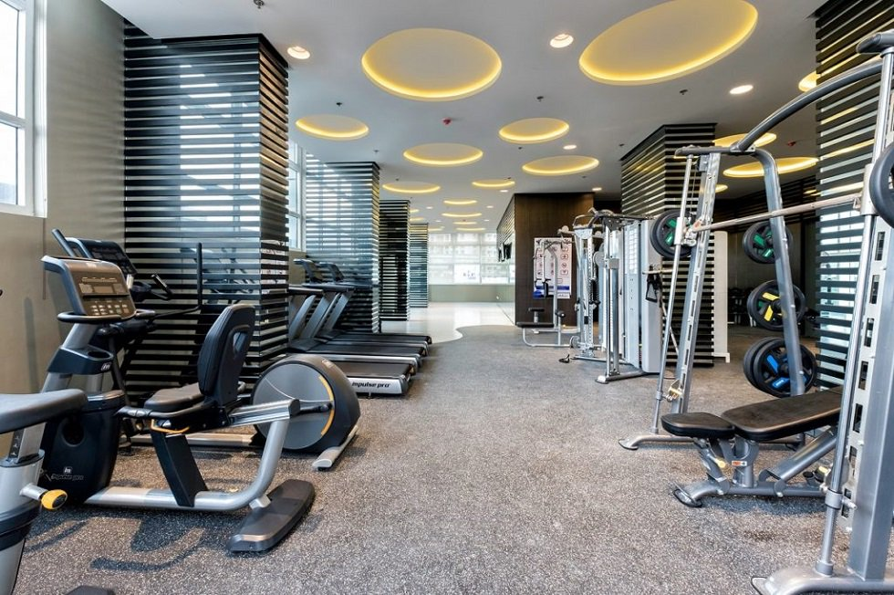 Morrison Heights Espana - Fitness Gym
