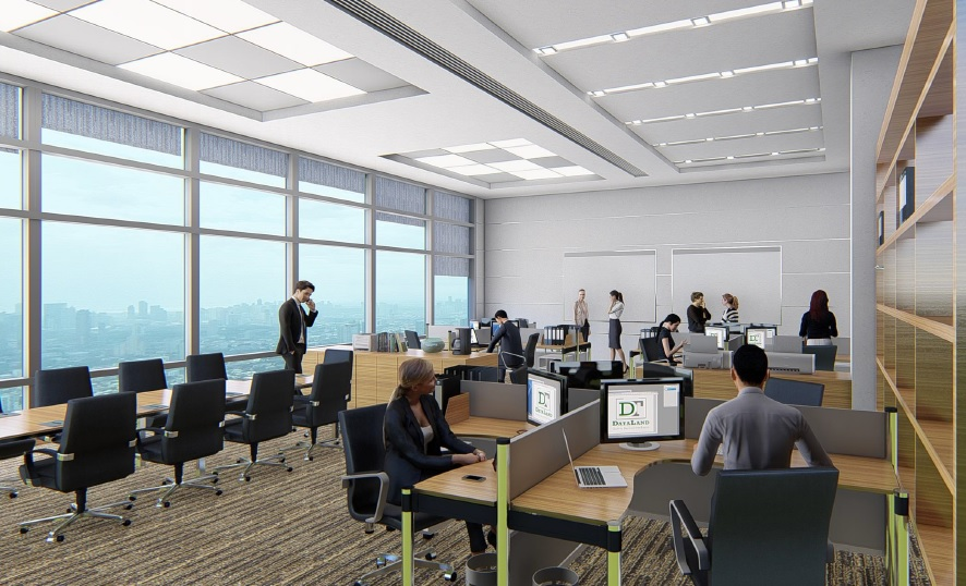 DDT Sky Tower - Office Interior