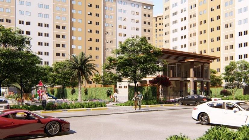 The Camden Bataan COHO - Clubhouse