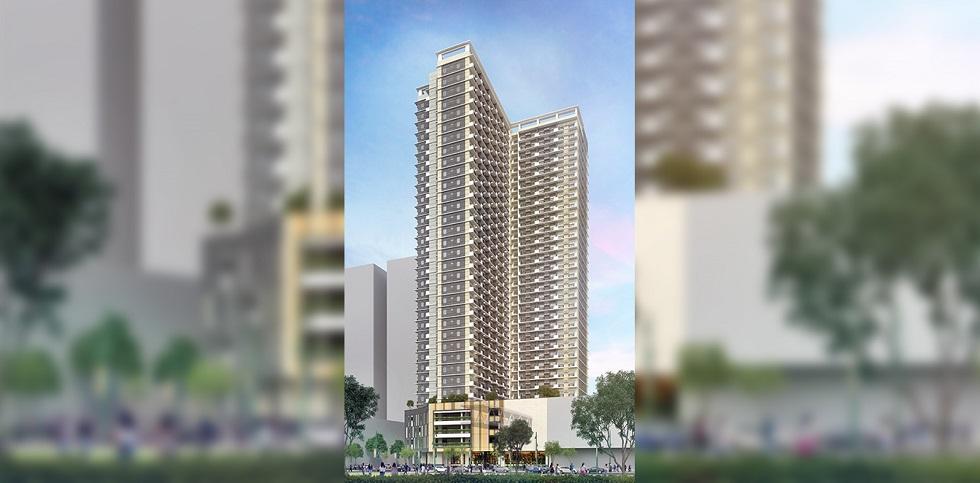 Kingsquare Residence - Building Facade