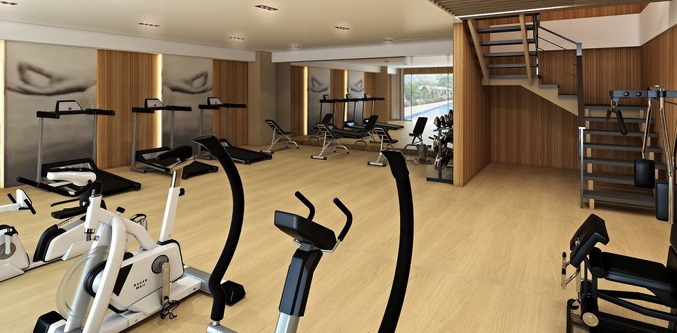 Kingsquare Residence - Fitness Gym