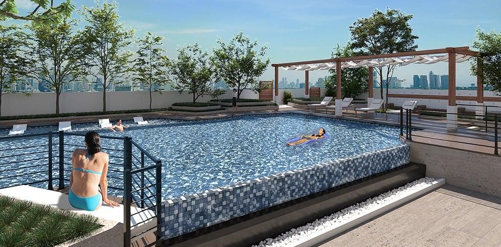 Kingsquare Residence - Infinity Pool
