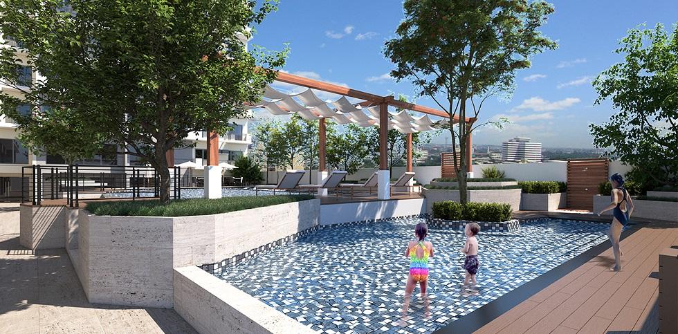 Kingsquare Residence - Kiddie Pool