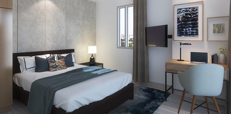 Kingsquare Residence - 1 Bedroom - Master