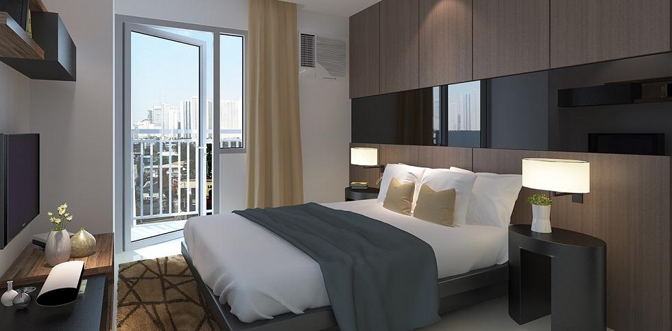 Kingsquare Residence - 2 Bedroom - Master