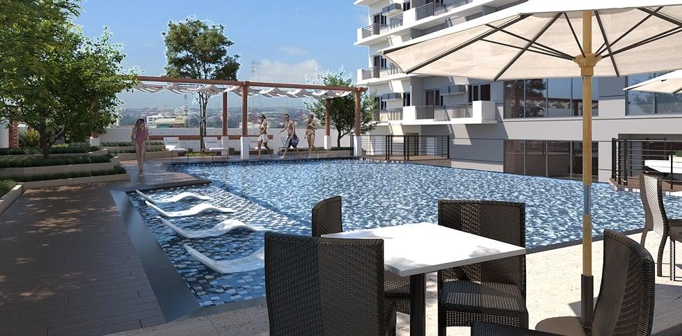 Kingsquare Residence - Adult Pool