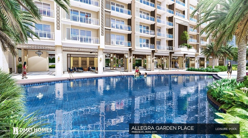 Allegra Garden Place - Leisure Pool