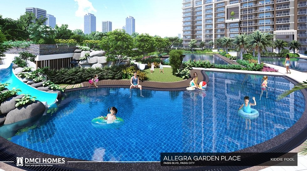 Allegra Garden Place - Kids Pool