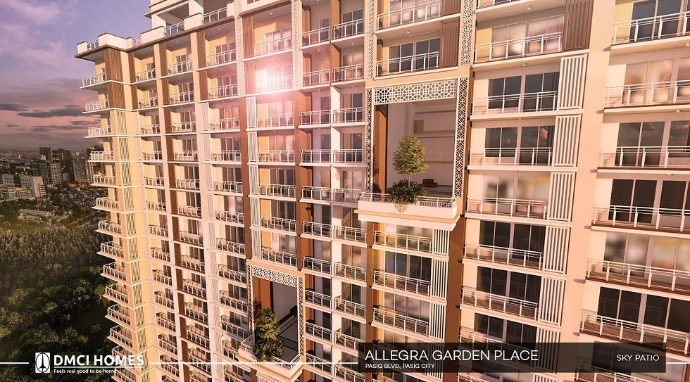 Allegra Garden Place - Sky Patio