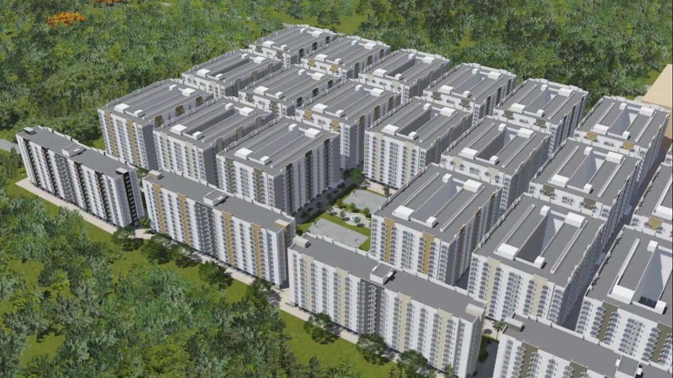 Urban Deca Homes Ortigas - Aerial View