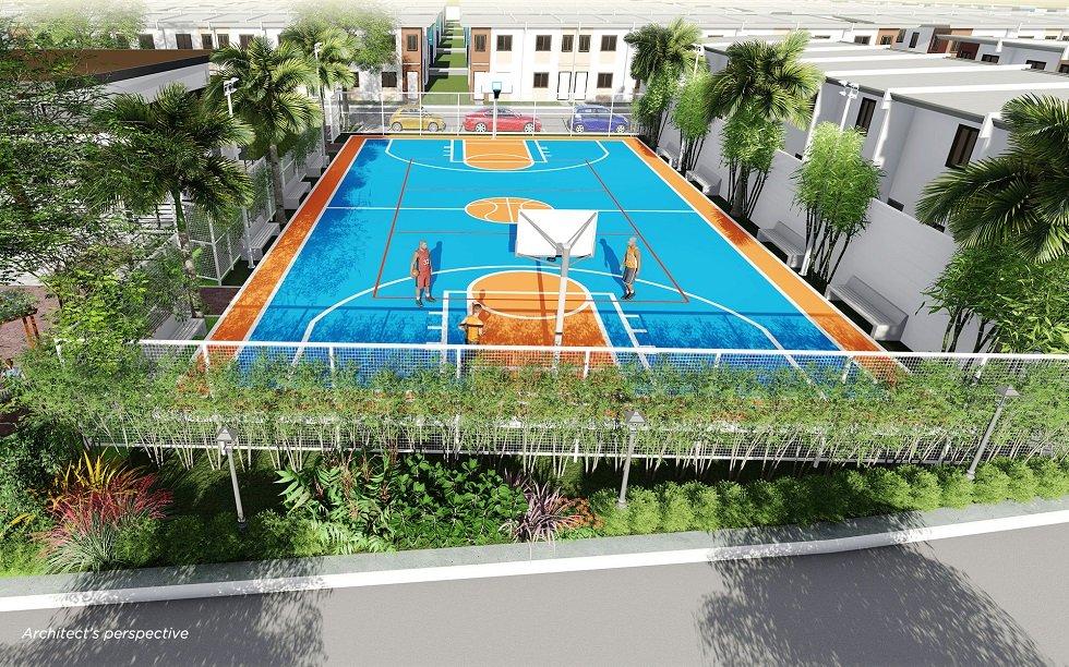 St. Joseph Springfield - Basketball Court