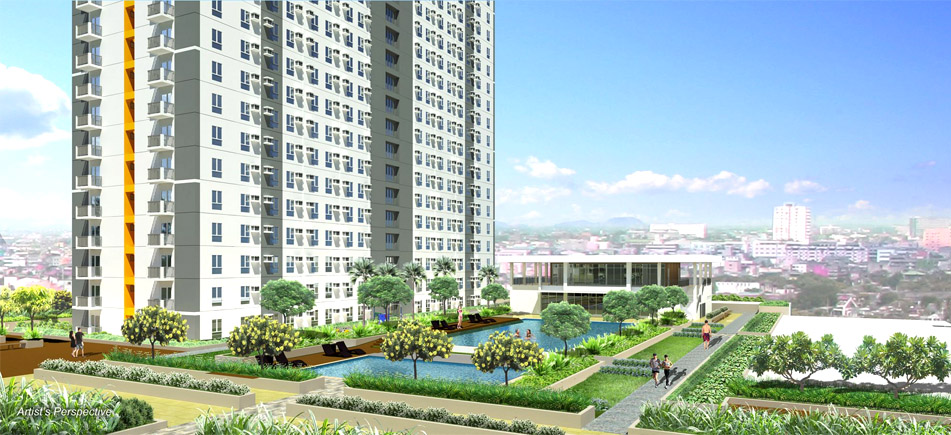 Avida Towers Makati Southpoint - Building Facade