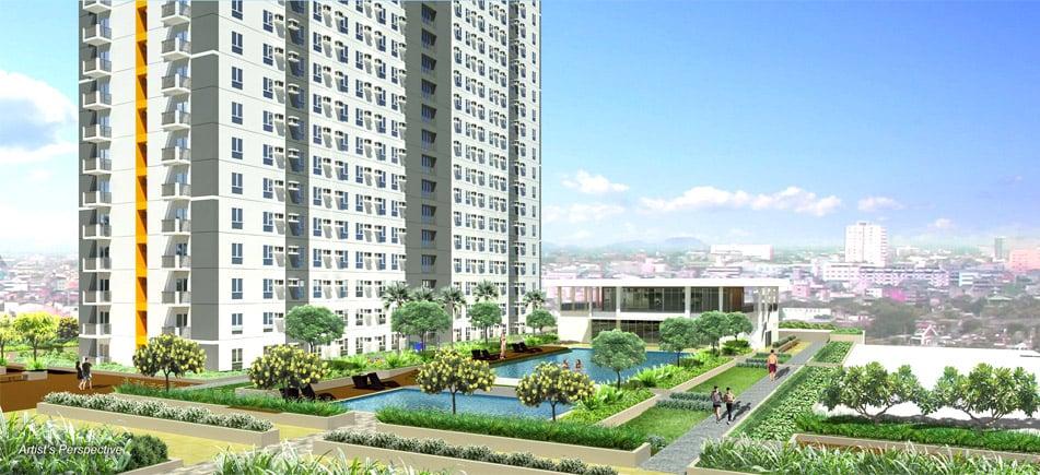 Avida Towers Makati Southpoint - Building Facade