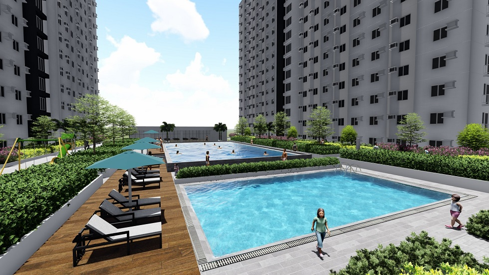 Avida Towers Makati Southpoint - Swimming Pool