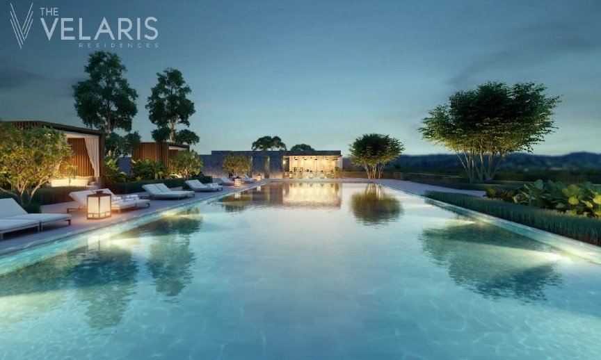 The Velaris Residences - Infinity Pool