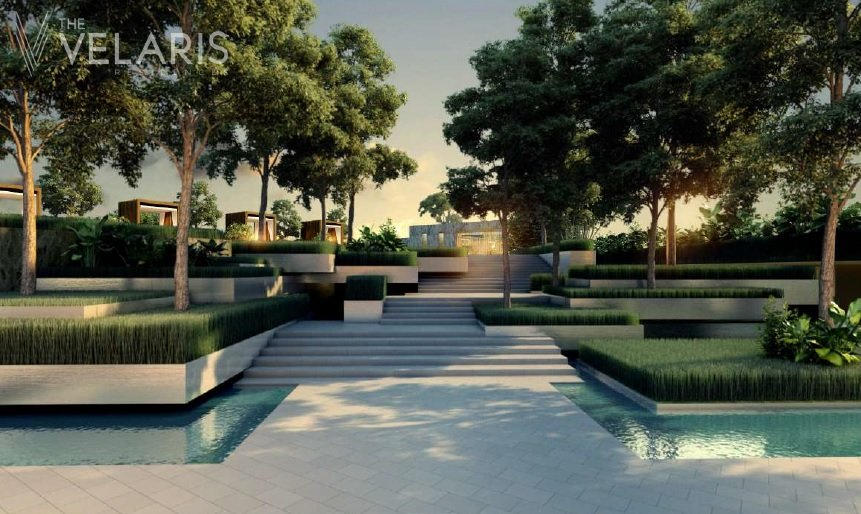 The Velaris Residences - Landscaped Gardens