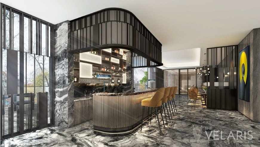 The Velaris Residences - The Bar
