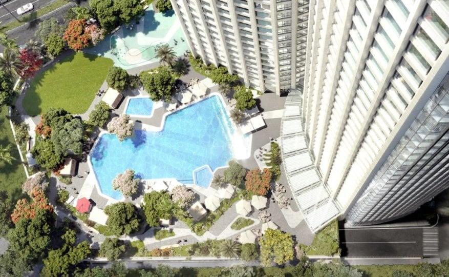 Aurelia Residences - Aerial View