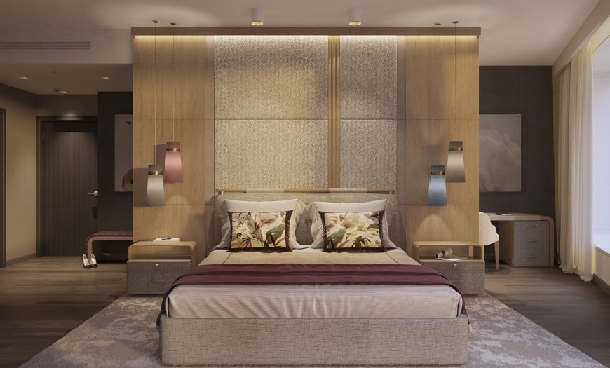 Aurelia Residences - Bedroom