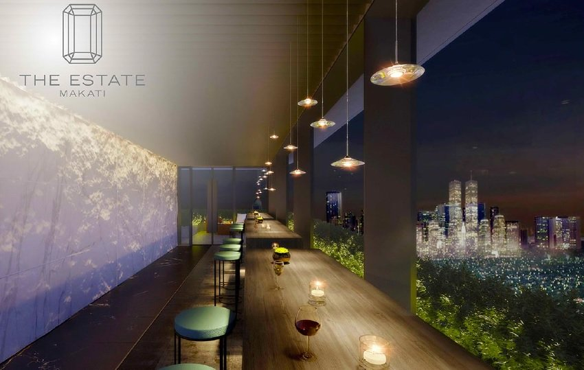 The Estate Makati - Wine Tasting Lounge