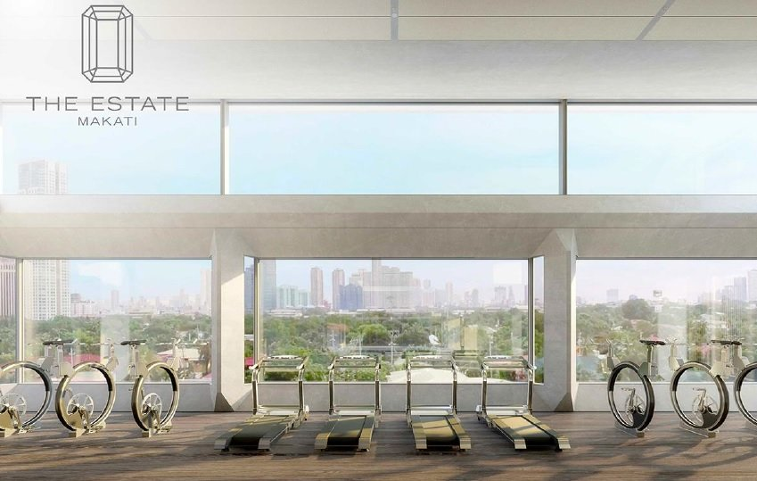The Estate Makati - Fitness Gym