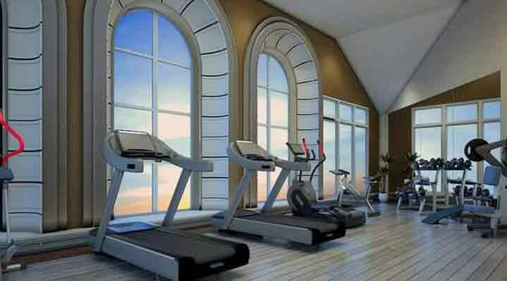 Victoria Arts And Theater Tower - Fitness Gym