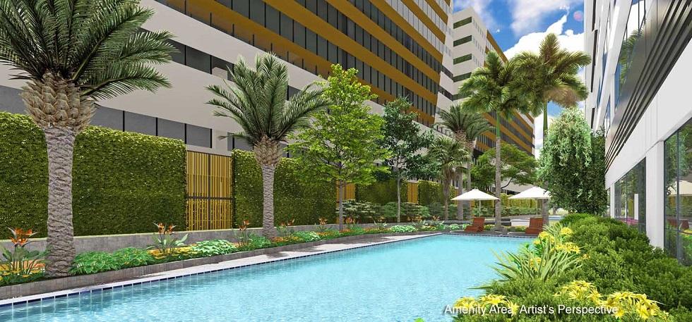 Gold Residences - Swimming Pool