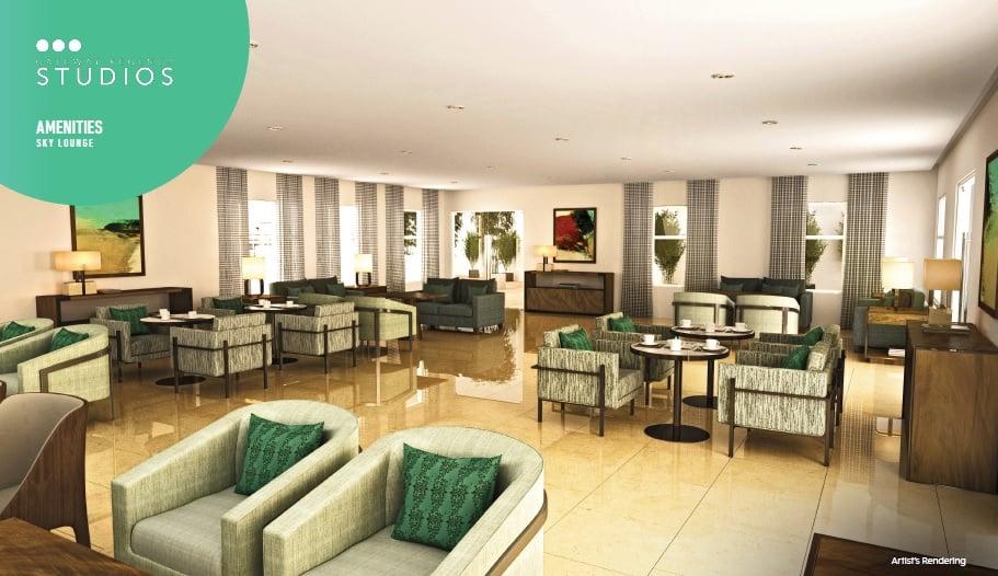 Gateway Regency Studios - Sky Lounge
