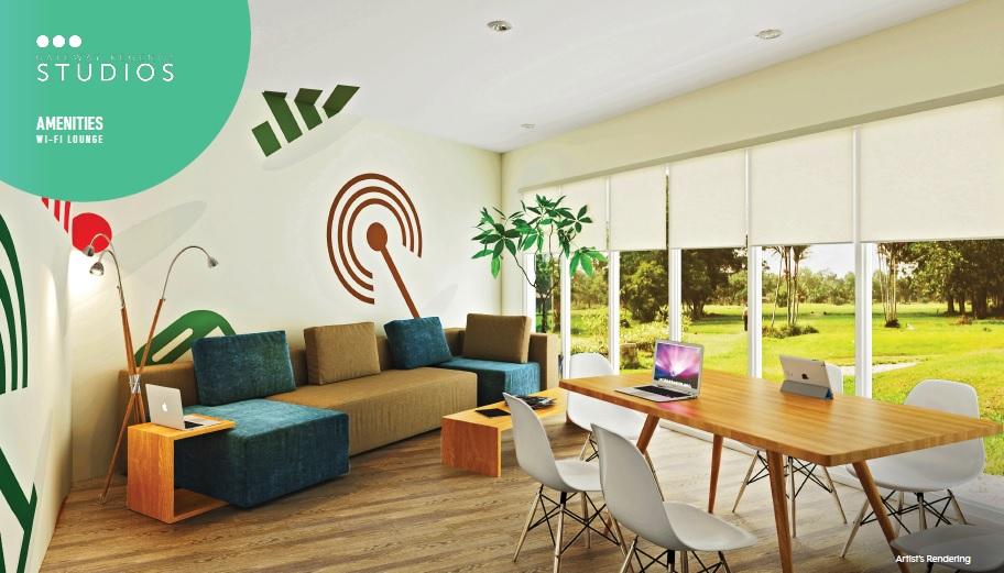 Gateway Regency Studios - WiFi Lounge