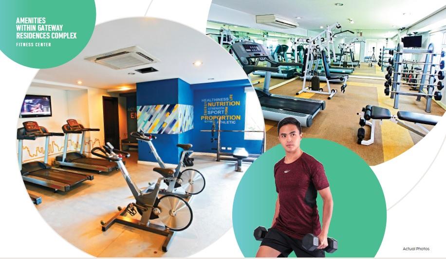Gateway Regency Studios - Fitness Gym