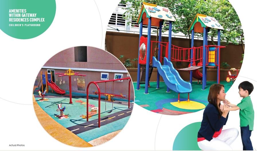 Gateway Regency Studios - Kids Play Area