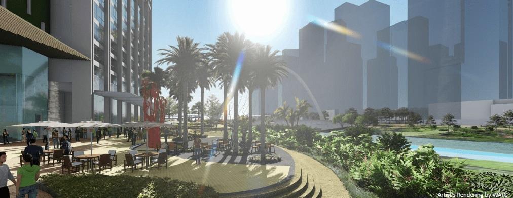 The Lattice Parklinks - River Esplanade