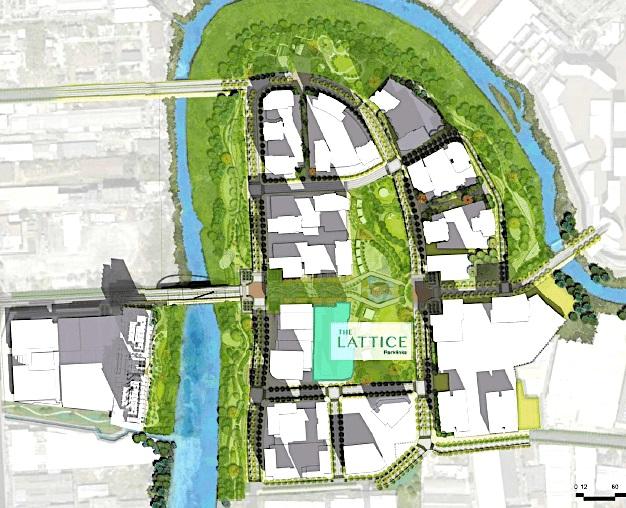The Lattice Parklinks - Site Development Plan