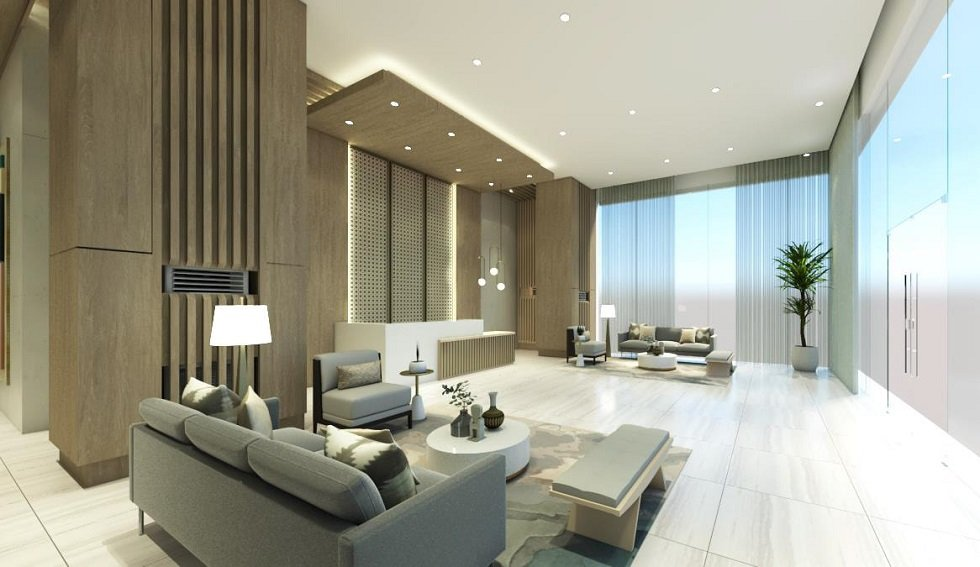 Mergent Residences - Reception Lobby