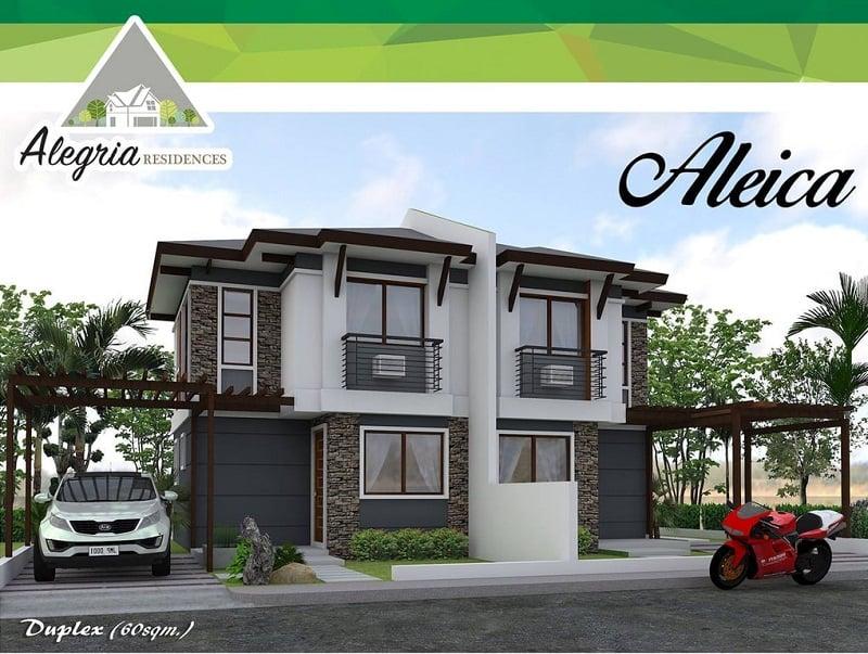 Alegria Residences - Aleica Model House