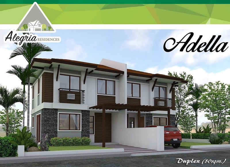 Alegria Residences - Adella Model Houses