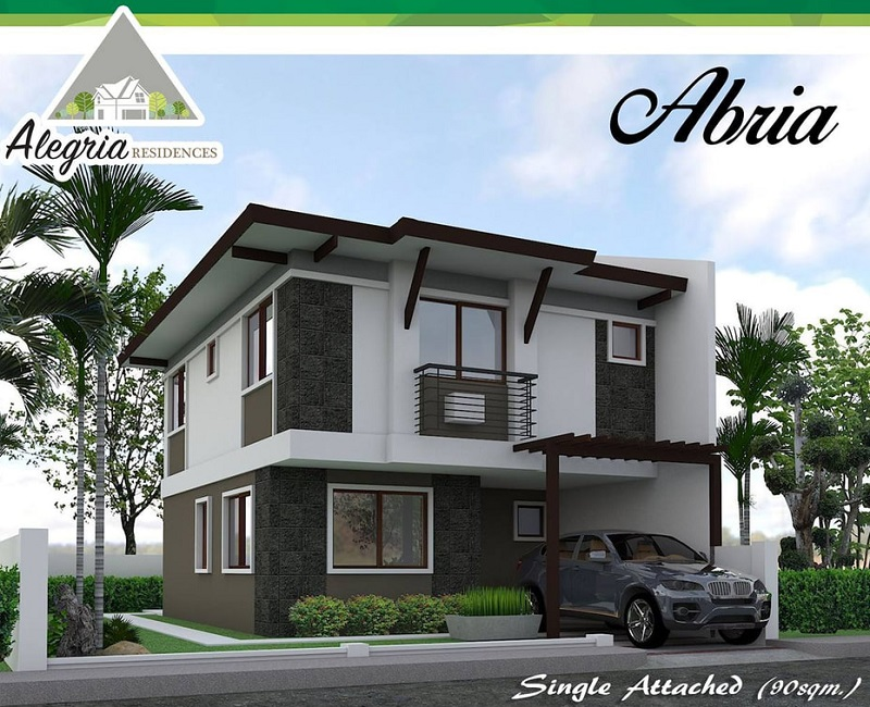 Alegria Residences - Abria Model House