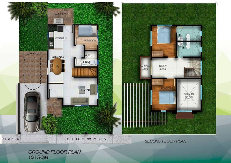 Alegria Residences - Ayora Floor Plan