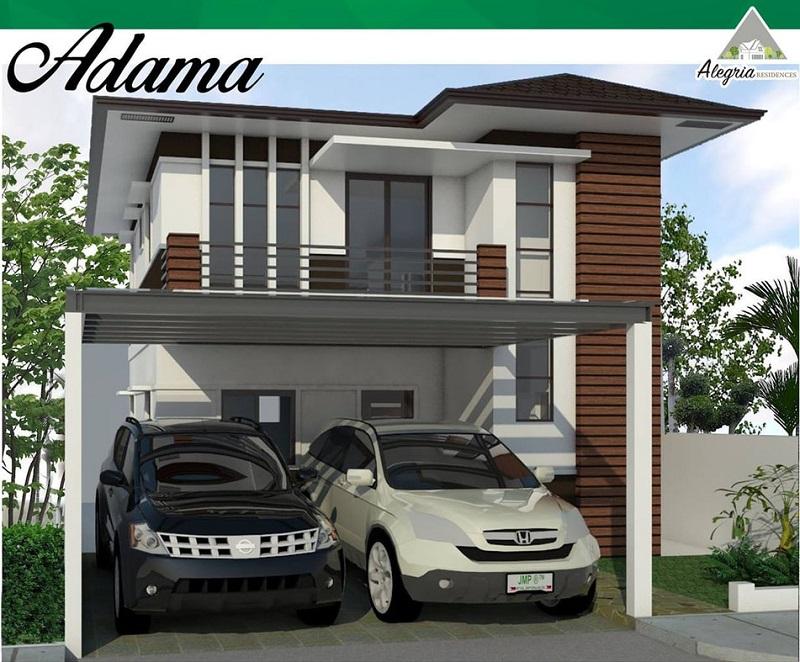 Alegria Residences - Adama Model House
