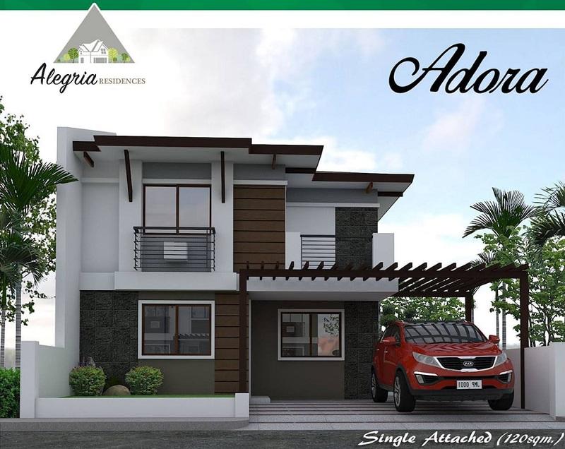 Alegria Residences - Adora Model House