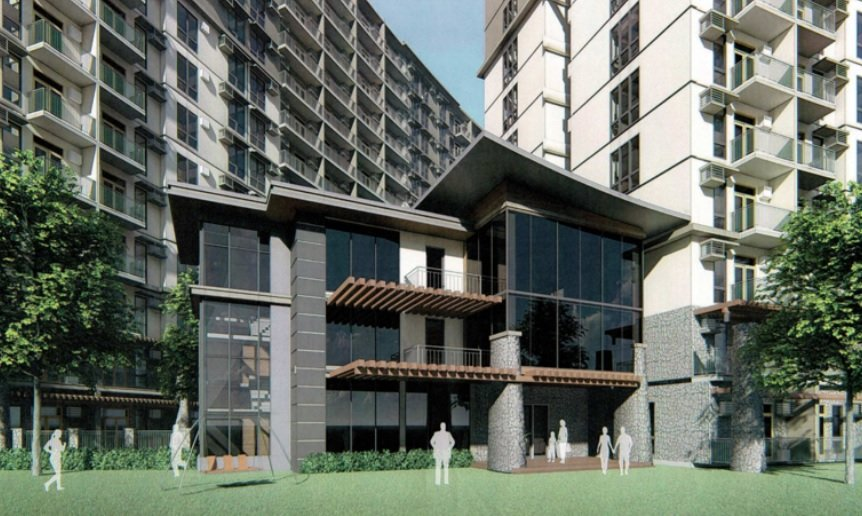 I Land Residences Sucat - Clubhouse