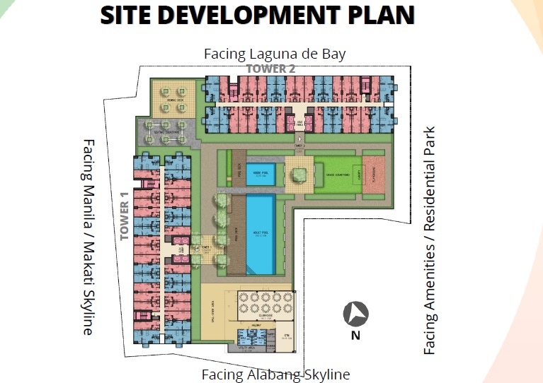 Avida Towers Ardane - Site Development Plan