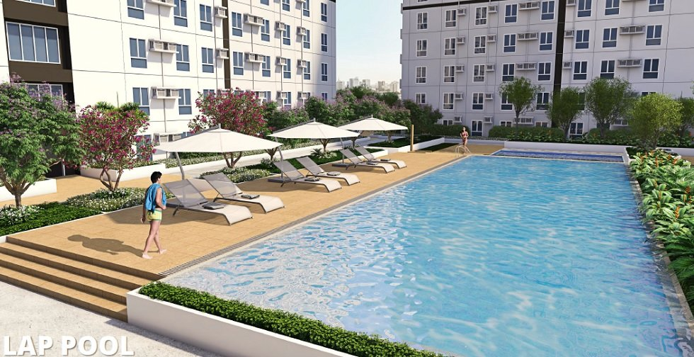 Avida Towers Ardane - Lap Pool