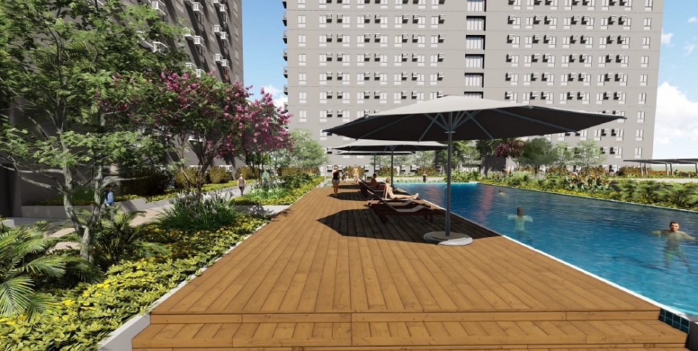 Avida Towers Ardane - Swimming Pool