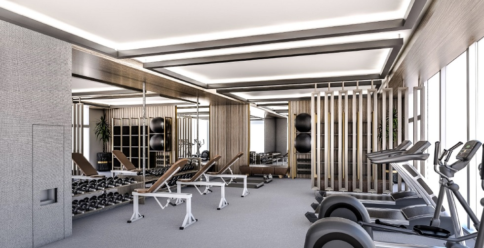 Parkford Suites Legazpi - Fitness Gym